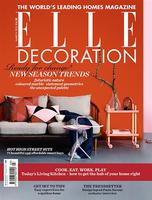 Our Supplier's range was featured in ELLE DDECORATION